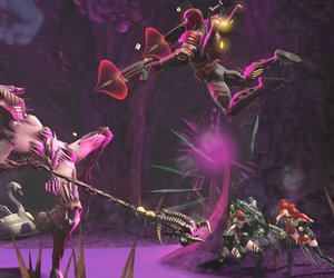 DC Universe Online: Sons of Trigon Screenshots