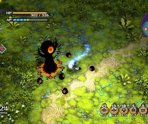 The Witch and The Hundred Knight Screenshots