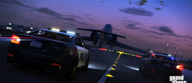 Grand Theft Auto V News