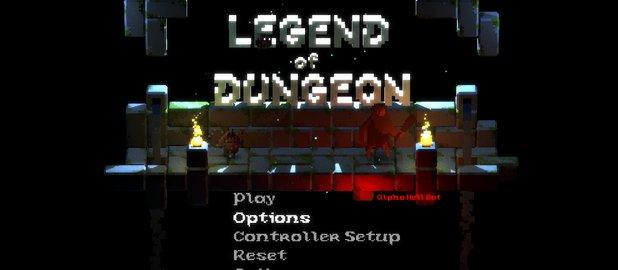 Legend of Dungeon News