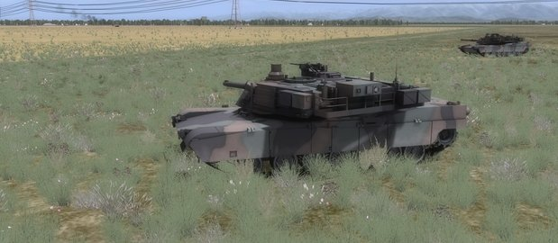 DCS: Combined Arms News