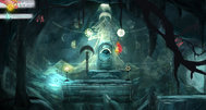 Child of Light announcement screenshots