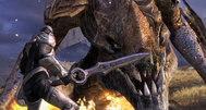 Infinity Blade 3 dragon has four times the polygons of any character from Epic