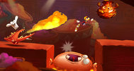 Rayman Fiesta Run review: getting the runs