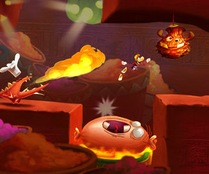 Rayman Fiesta Run Videos