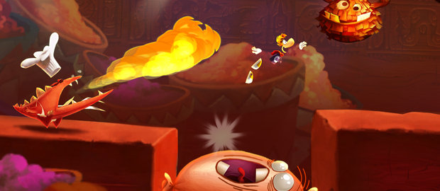 Rayman Fiesta Run News