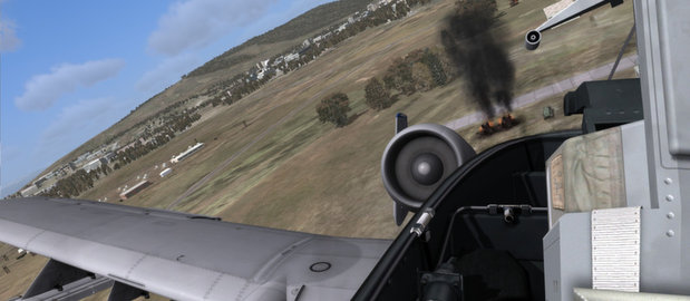 A-10A: DCS Flaming Cliffs News