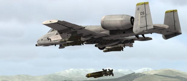 A-10A: DCS Flaming Cliffs News