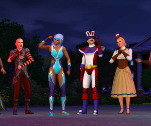 The Sims 3 Screenshots