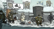 Valiant Hearts: The Great War announcement screenshots