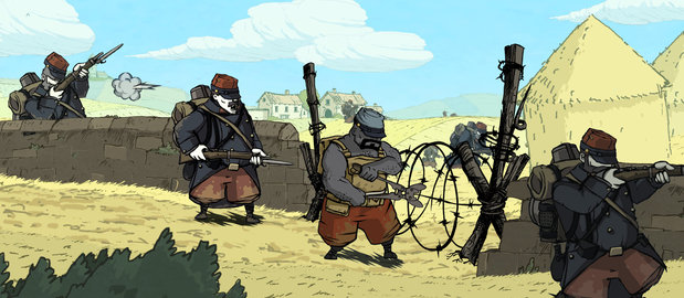 Valiant Hearts: The Great War News