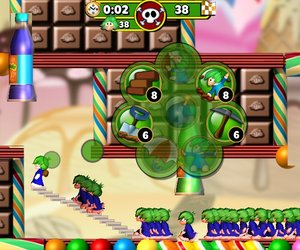 Lemmings Touch Screenshots