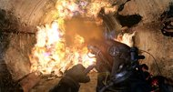 Metro: Last Light Developer DLC torching spiders next week
