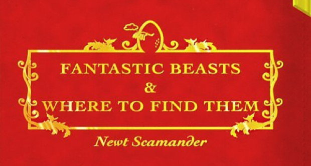 Fantastic Beasts book art