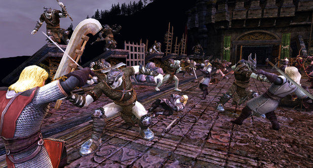 The Lord of the Rings Online: Helm's Deep screenshots