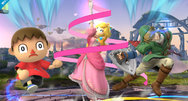 Princess Peach joins Super Smash Bros for Wii U and 3DS