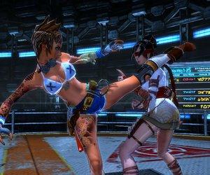 Girl Fight Screenshots