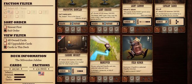 Ironclad Tactics News