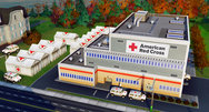 SimCity Red Cross DLC raising money for charity
