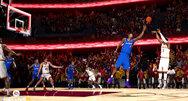 NBA Live 14 dunks first gameplay trailer