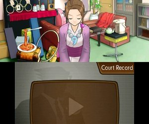 Phoenix Wright: Ace Attorney - Dual Destinies Chat