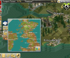 Transport Tycoon Chat