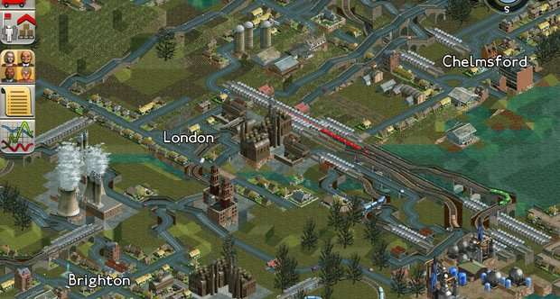 Transport Tycoon mobile screenshots