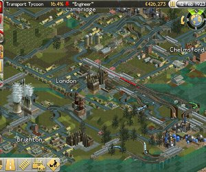 Transport Tycoon Screenshots