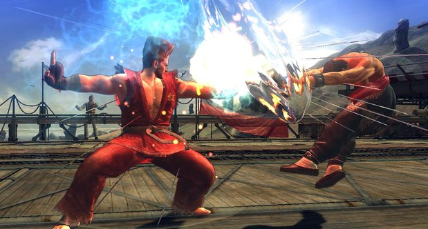 Tekken Revolution TGS 2013 screenshots