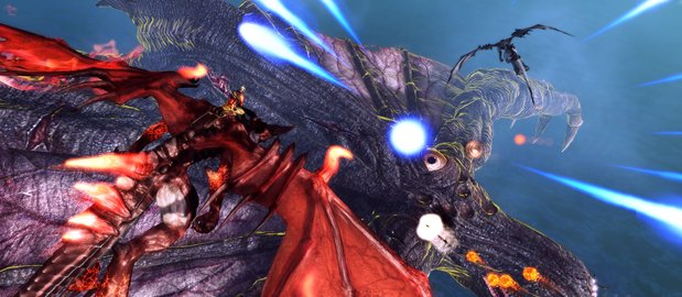 Crimson Dragon News