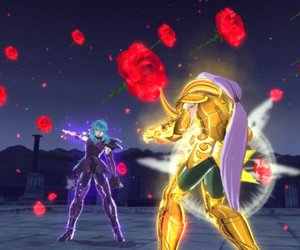 Saint Seiya: Brave Soldiers Chat