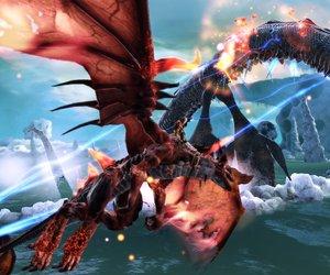Crimson Dragon Screenshots
