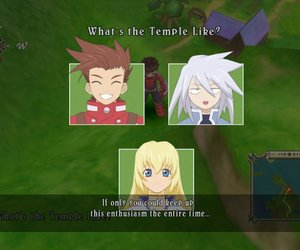 Tales of Symphonia Chronicles Screenshots