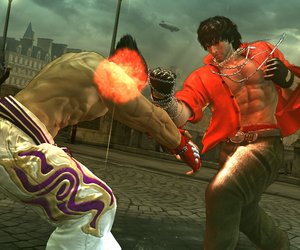 Tekken Revolution Screenshots
