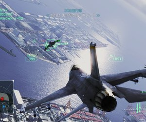 Ace Combat Infinity Chat