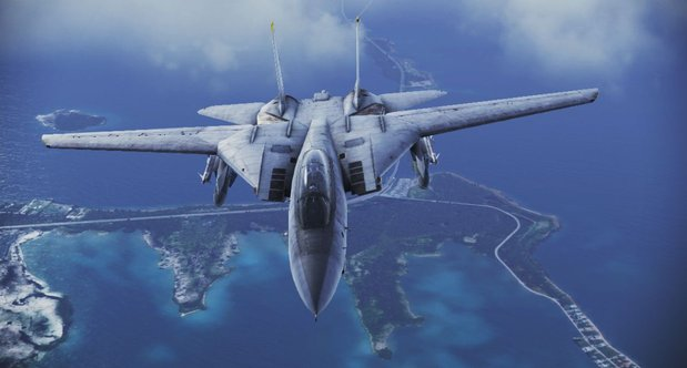 Ace Combat Infinity TGS 2013 screenshots