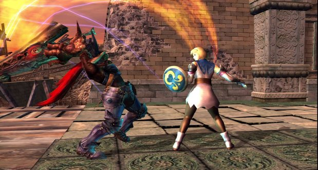 Soulcalibur II HD Online TGS 2013 screenshots