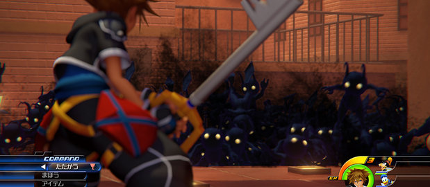Kingdom Hearts III News