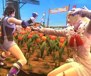 Tekken Revolution Chat