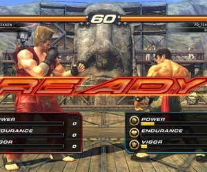 Tekken Revolution Chat