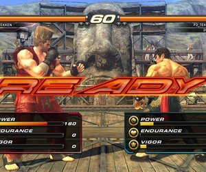 Tekken Revolution Files