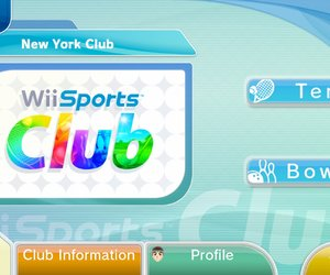 Wii Sports Club Screenshots