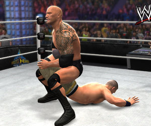 WWE 2K14 Screenshots