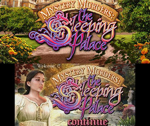 Mystery Murders: The Sleeping Palace Files