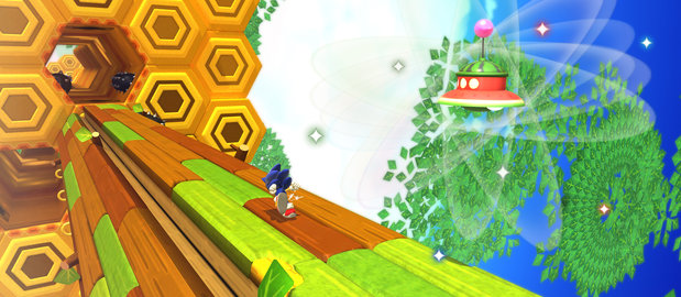 Sonic Lost World News