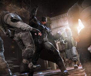 Batman: Arkham Origins Chat