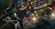 Batman: Arkham Origins lets you explore the Batcave to learn combat