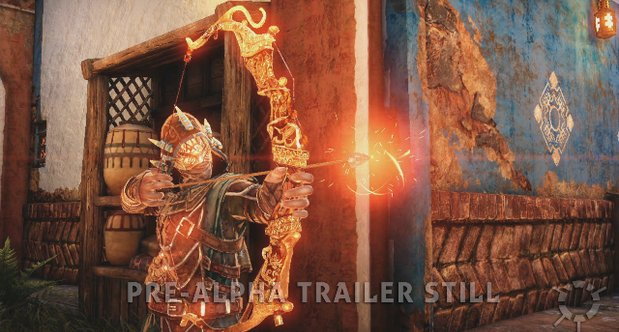 Nosgoth blog announcement screenshots