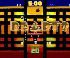 Pac-Man Championship Edition DX Screenshots