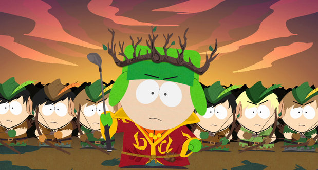 South Park: Stick of Truth screenshots